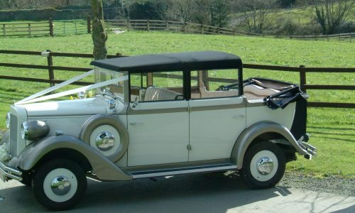 Regent wedding car 066